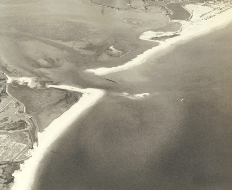s_pagham-harbour_shingle-spit-and-new-entrance_may-1950