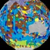 Seafloor Climate Change Map
