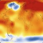 Record breaking temperatures